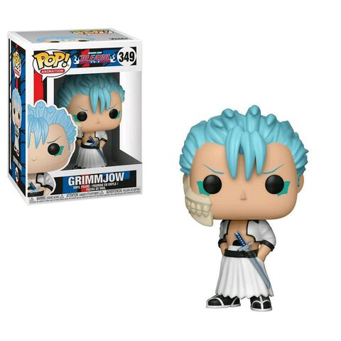 Figurine Funko Pop! N°349 - Bleach - Grimmjow