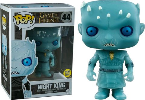 Figurine Funko Pop! N°44 - Game of Thrones - Night King - Glow in the dark