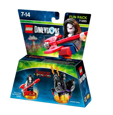 Pack Heros Lego Dimensions Adventure Time