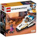 Lego - Overwatch - 75970 - Tracer contre Fatale