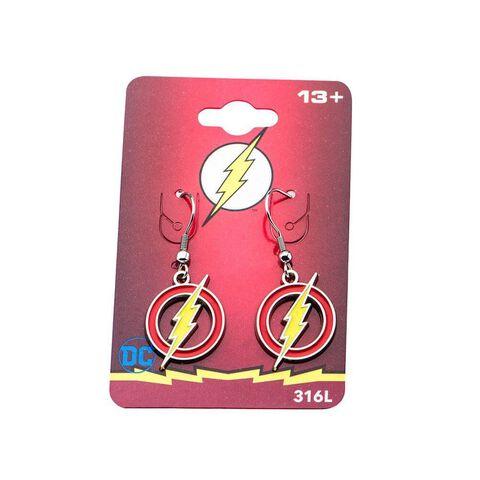 Boucles d'oreilles - DC Comics - Justice League Flash