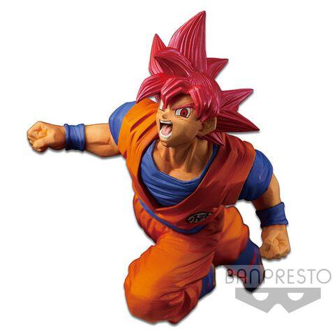 Figurine - Dragon Ball Super Vol.9 - Super Saiyan God Sangoku