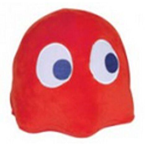 Peluche - Pac-Man - Fantôme rouge sonore