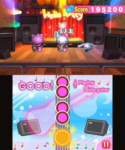 Hello Kitty & Friends Rock N World Tour