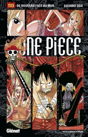Manga - One Piece - Edition Originale Tome 50
