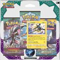 Cartes - Pokemon - Pack 3 Boosters Soleil & Lune 02