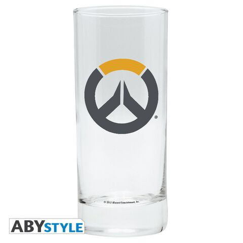 Coffret - Overwatch - Verre 29 cl + Shooter + Mini Mug Logo