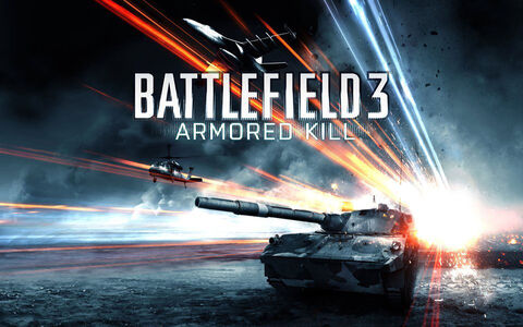 Dlc Battlefield 3 Armored Kill