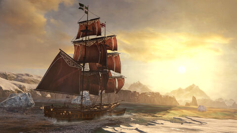 * Assassin's Creed Rogue Hd
