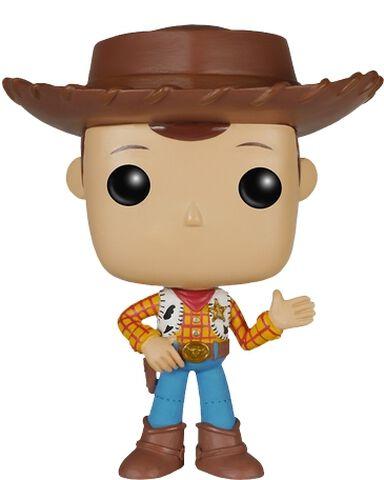 Figurine Funko Pop! N°168 - Toy Story - Woody