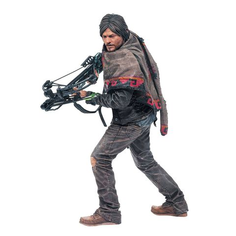 Figurine Mc Farlane Toys - The Walking Dead - Daryl Dixon 25 cm