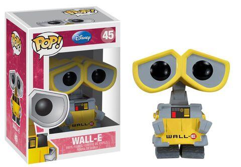 Figurine Funko Pop! N°45 - Wall-E - Wall-E