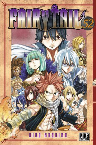 Manga - Fairy Tail - Tome 52