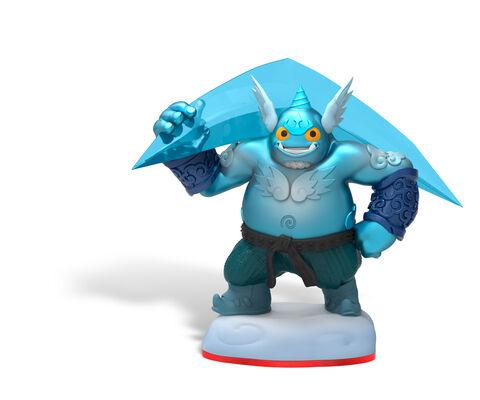 Figurine Skylanders Trap Team Gusto