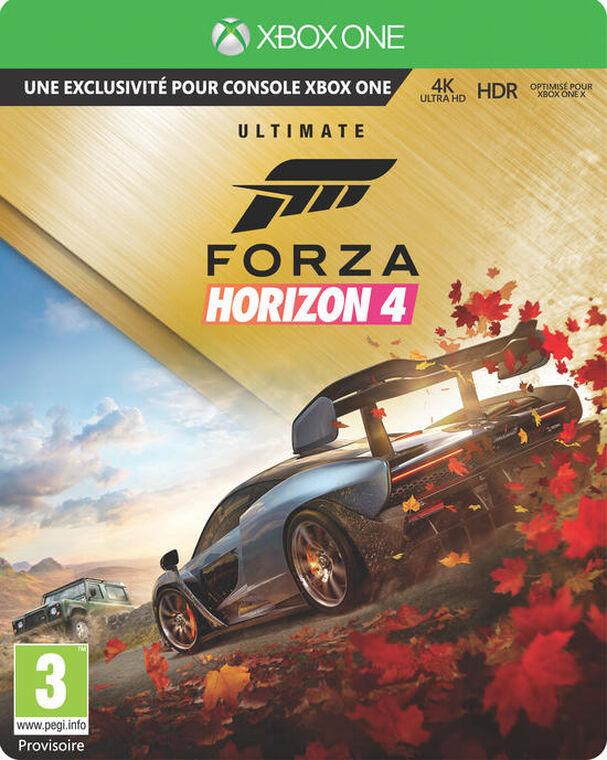 Forza Horizon 4 Ultimate Edition Exclusivité Micromania