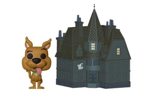 Figurine Funko Pop! Town - Scooby Doo - Maison Hanté