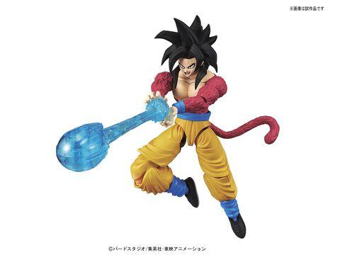 FIGURINE A MONTER FIGURE-RISE - DRAGON BALL SUPER - Sangoku Super Saiyan 4
