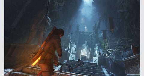 * Rise Of Tomb Raider