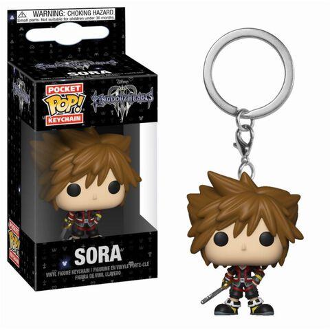 Porte-clés - Kingdom Hearts 3 - Pop Sora