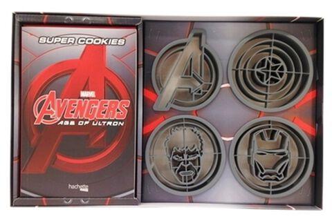 Coffret Avengers Super Cookies