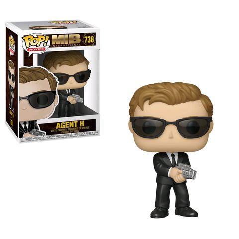 Figurine Funko Pop! N°738 - Men in Black - Agent H