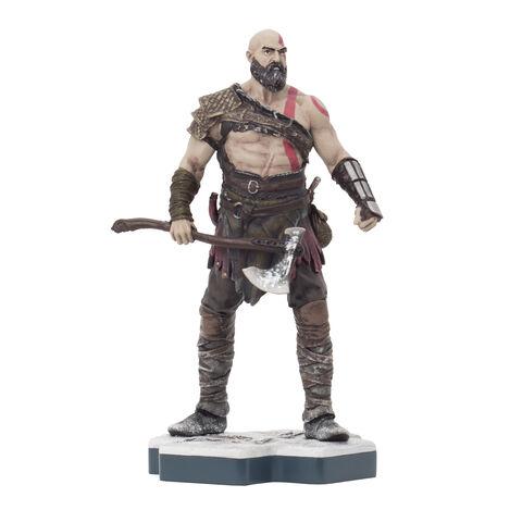 Figurine Totaku N°07 - God of War - Kratos - Exclusivité Micromania-Zing