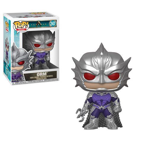 Figurine Funko Pop! N°247 - Aquaman - Orm