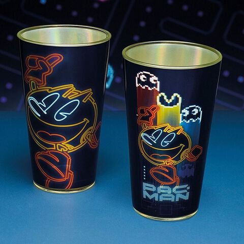 Verre - Pac-Man - Personnages
