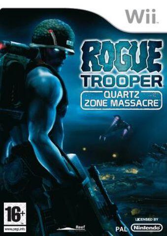 Rogue Trooper, Quartz Zone Massacre