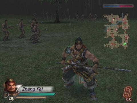 Dynasty Warriors 4 : Xtreme Legends
