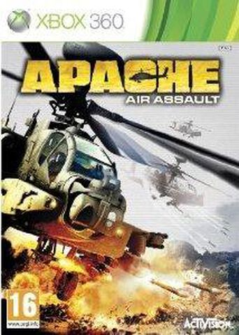 Apache, Air Assault
