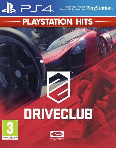 Driveclub Hits