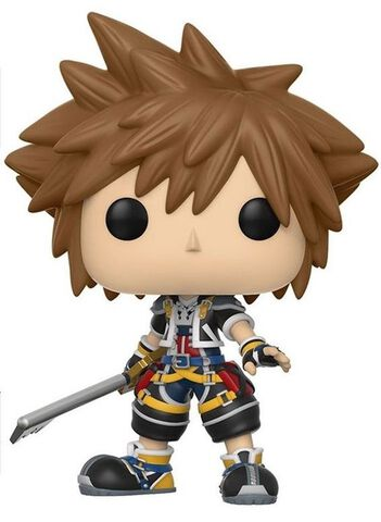 Figurine Funko Pop! N°331 - Kingdom Hearts - Sora