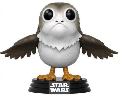 Figurine Funko Pop! N°198 - Star Wars - Porg