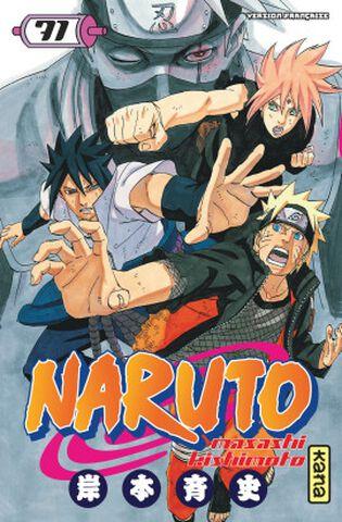 Manga - Naruto - Tome 71