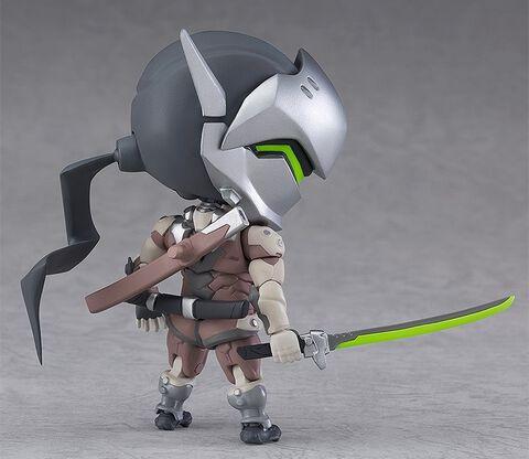 Figurine - Overwatch - Nendoroid Genji