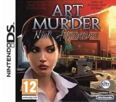 Art Of Murder, New Adventure