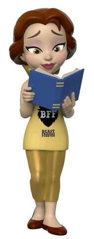 Figurine Rock Candy - Comfy Princesses - Belle