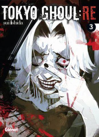 Manga - Tokyo Ghoul : RE - Tome 03