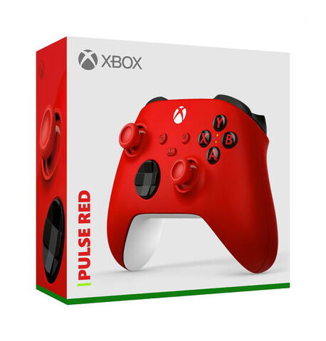 Manette Sans Fil Edition Pulse Red