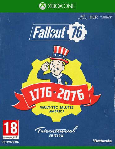 Fallout 76 Tricentennial Edition Exclusivité Micromania