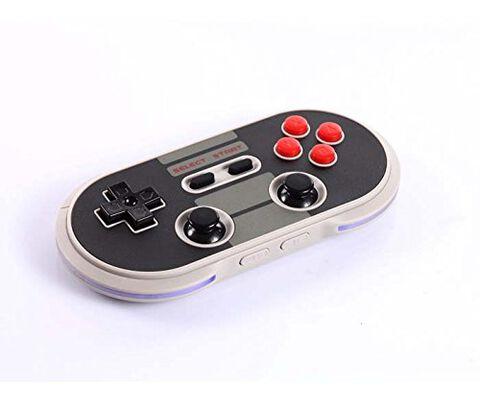Manette Rétro 8bitDo Gamepad NES30 Pro Bluetooth