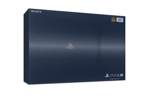 PS4 PRO 2To EDITION LIMITEE 500 MILLION + Vertical Stand + Camera