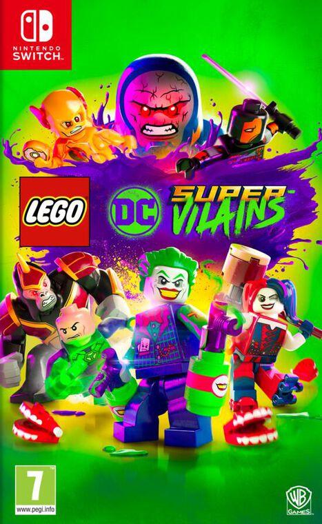 Lego Dc Super Vilains