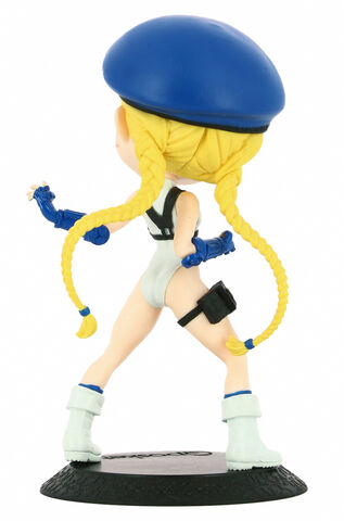 Figurine Q Posket - Street Fighter - Cammy (ver.b)