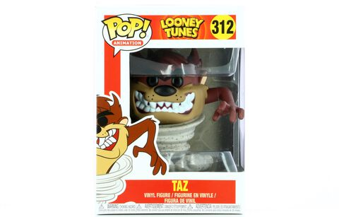 Figurine Funko Pop! N°312 - Looney Tunes - Tornado Taz