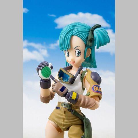 Figurine SH Figuarts - Dragon Ball - Bulma