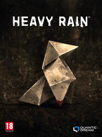 Heavy Rain Quantic Dream