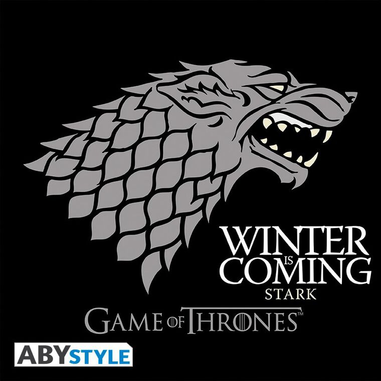 T-shirt - Game of Thrones - Trône Citation - Taille M