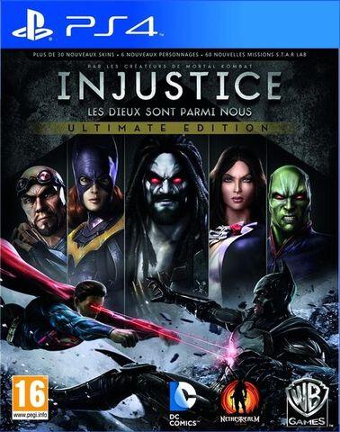 Injustice : Les Dieux Sont Parmi Nous Ultimate Edition